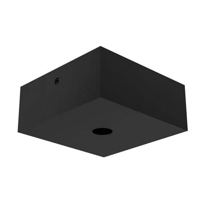 025/.. - ROSETTE UP, opbouwrozet - vierkant