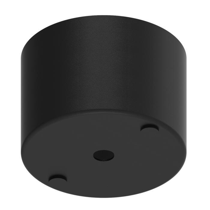 035/.. - ROZET VOOR PENDEL, opbouwbasis voor pendel - rond - met bolgewricht  B3 - met LED driver
