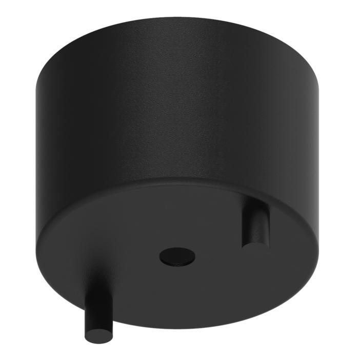 043/.. - ROZET VOOR OPBOUWSPOT, opbouwbasis voor opbouwspot - rond - met LED driver