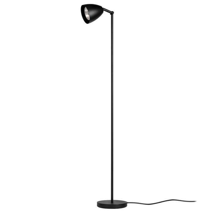 1329/.. - ALFRED, staanlamp - richtbaar - met snoer en stekker