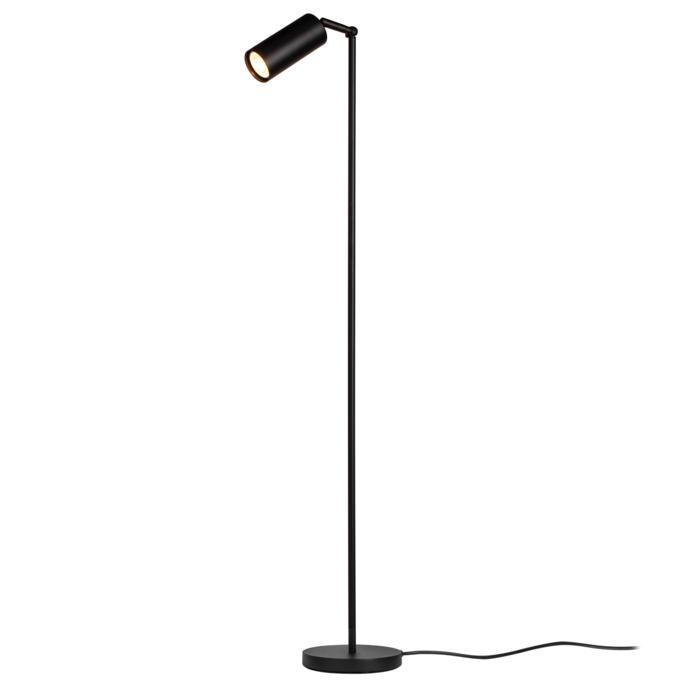 1349/.. - ALFRED, staanlamp - richtbaar - met snoer en stekker