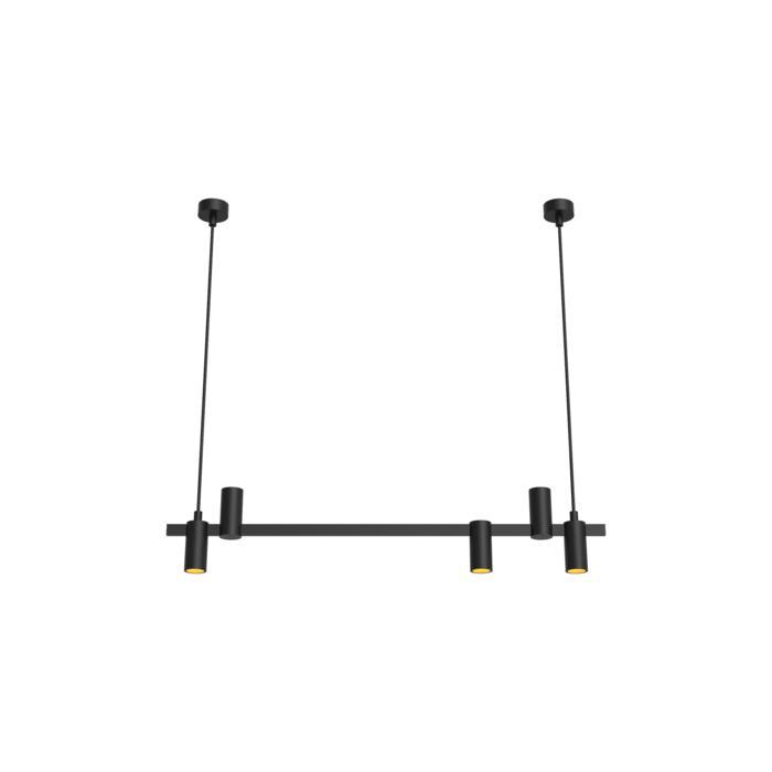1353/.. - TALLY, hanglamp met textielkabel - vast - down/up - zonder LED driver