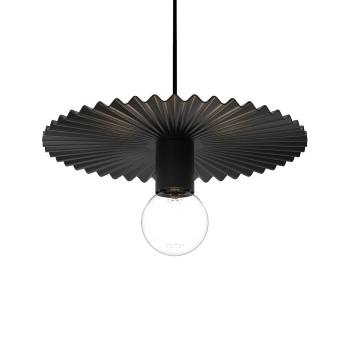 1363/.. - FARFALLE, hanglamp - met 1,5m textielkabel en trekontlasting aan fitting