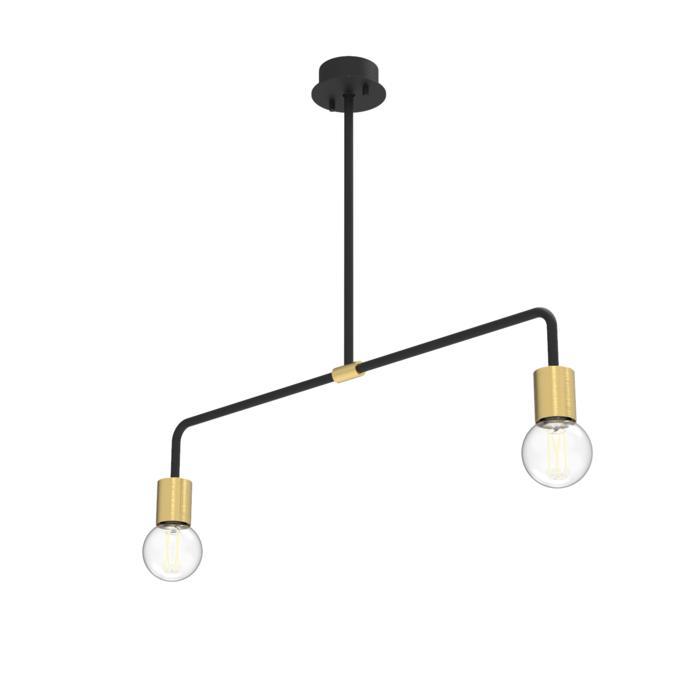 1514/.. - CLEO, hanglamp met bolgewricht en opbouwdoos - vast