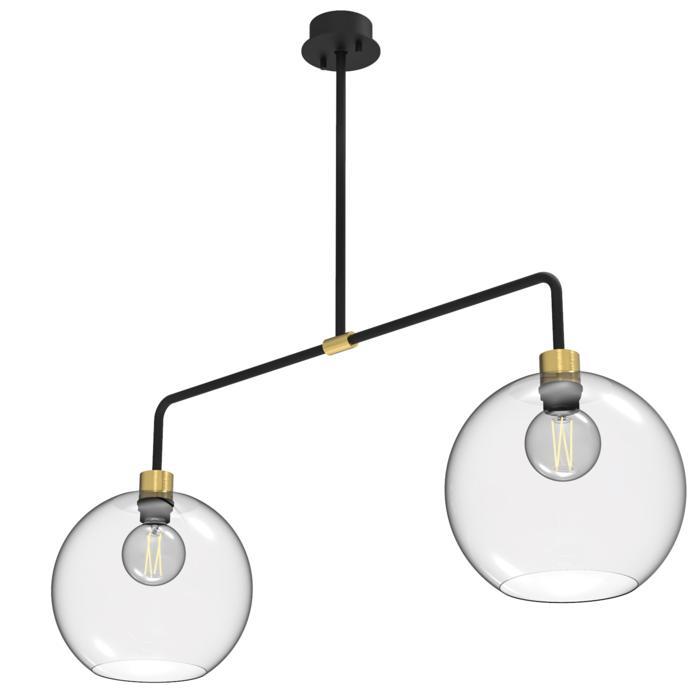 1515/.. - CLEO, hanglamp met bolgewricht en opbouwdoos - vast