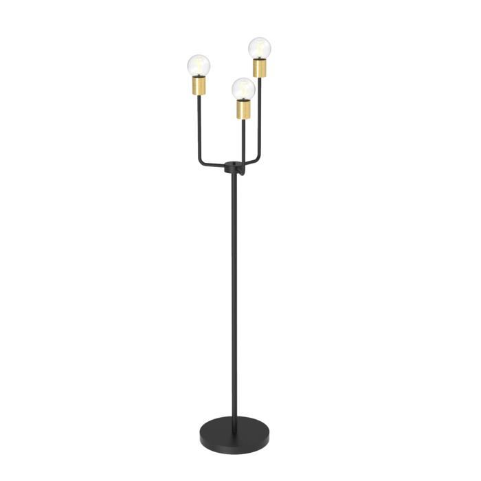 1516/.. - CLEO, staanlamp - vast - met snoer en stekker