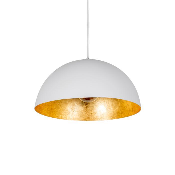 1519/.. - HANGOVER, hanglamp - met 1,5m textielkabel en trekontlasting aan fitting