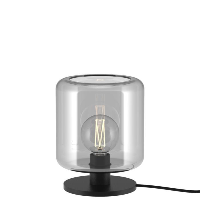1557.N.E27/.. - MANON, tafellamp - vast - met snoer en stekker