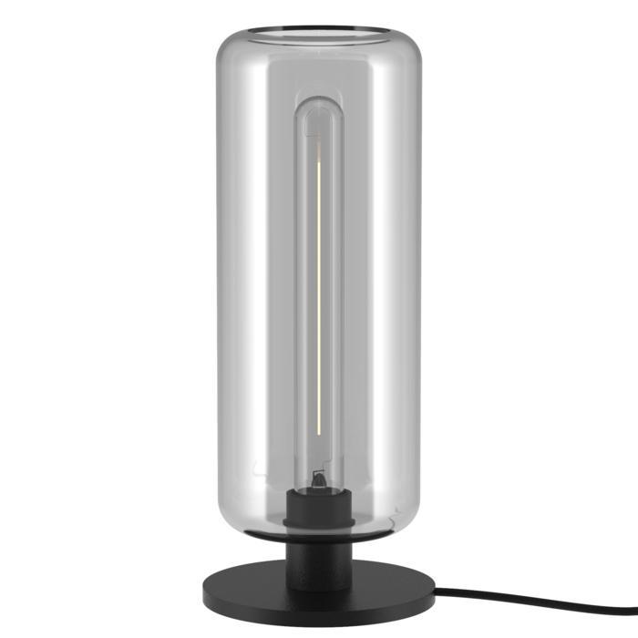 1558.P.E27/.. - MANON, tafellamp - vast - met snoer en stekker