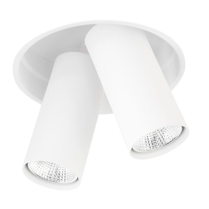 1595.150.S1/.. - PIVOT, inbouwspot - rond - richtbaar - zonder LED driver