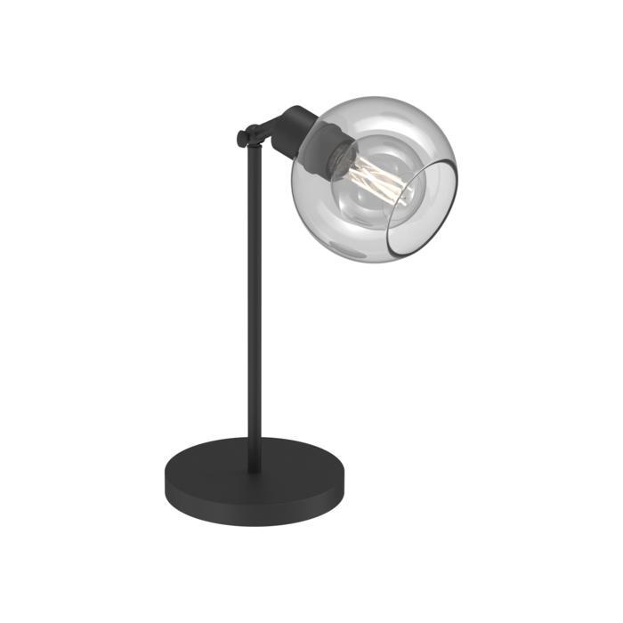 1621.SH.A.300/.. - MOBY SH Ø140, tafellamp - richtbaar - met schakelaar + snoer
