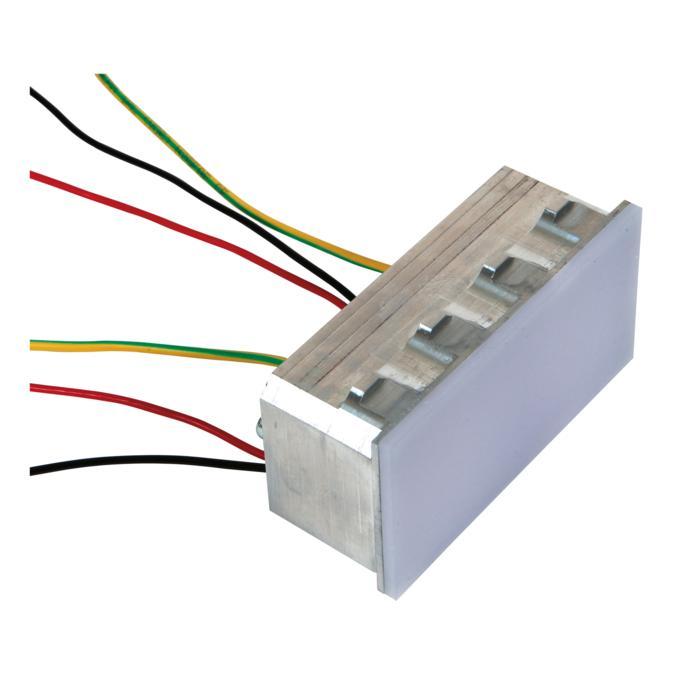 1636.230V/.. - BRUNA voor frame bticino Magic, inbouw wandlicht