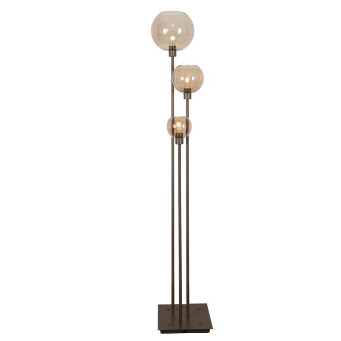 1639.SH/.. - Moby Sh, staanlamp - vast - met schakelaar + snoer