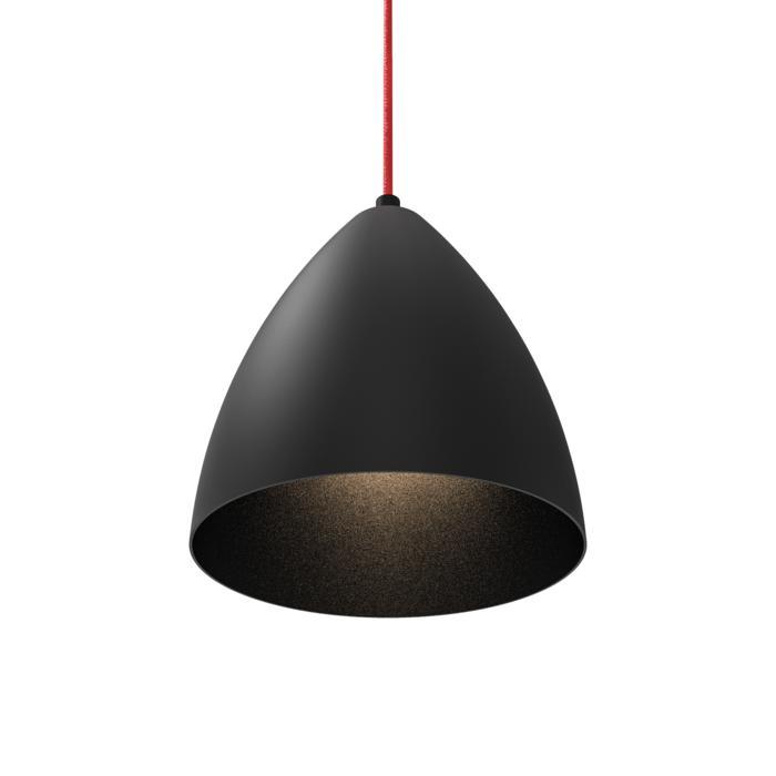 1804.TX/.. - TWIPE, hanglamp - met 1,5m textielkabel en trekontlasting aan fitting