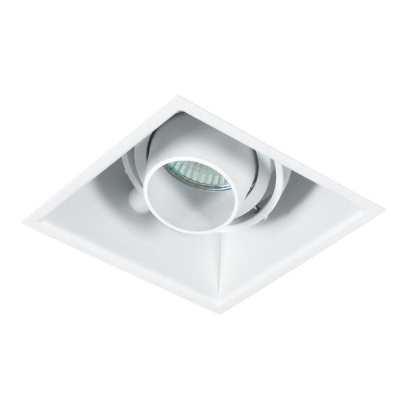 1881.ES50/.. - SPINNER X FORUM, inbouw plafondverlichting - vierkant