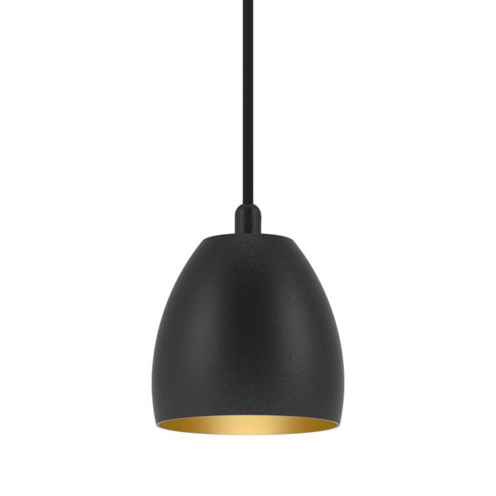 1917.TX.ES50/.. - OLIVIA MINI, hanglamp - met 1,5m textielkabel en trekontlasting aan fitting