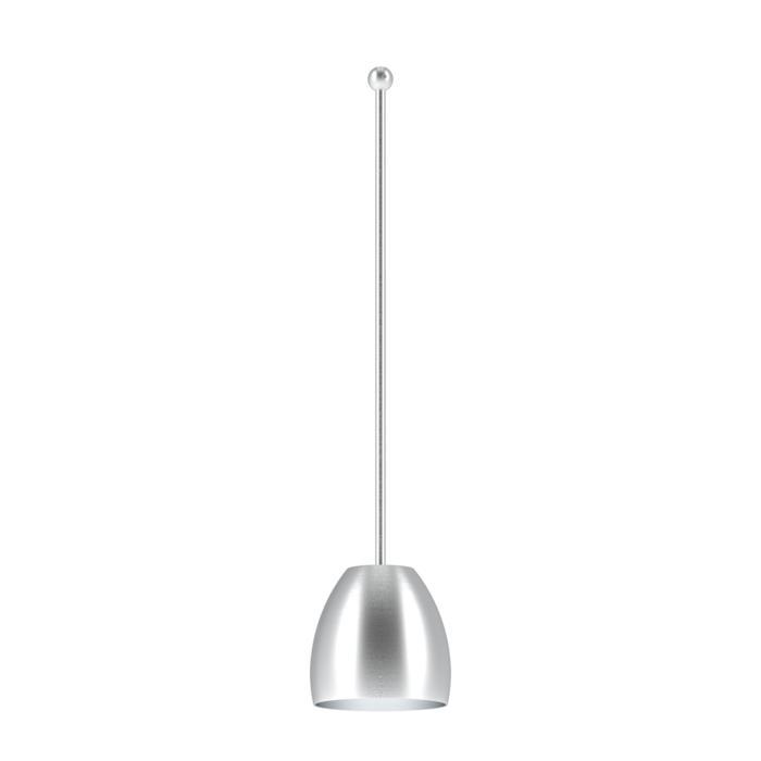 1918.B3.ES50/.. - OLIVIA MINI, hanglamp met bolgewricht - stang inkortbaar