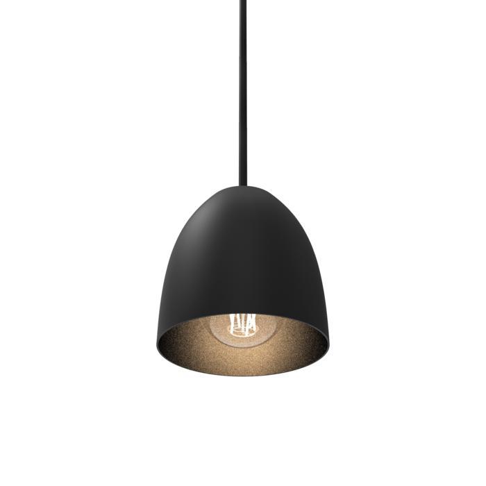 1930.B3/.. - ZUMBA, hanglamp met bolgewricht - stang inkortbaar
