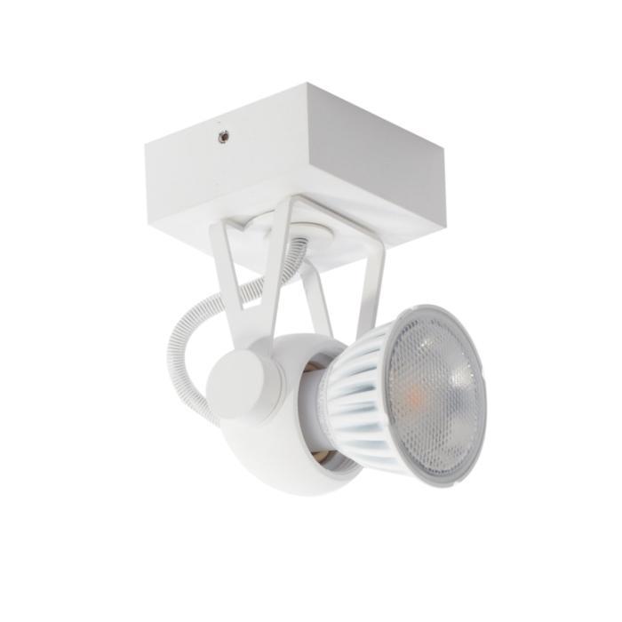 3230/.. - RINGO, opbouw plafondverlichting - richtbaar - met basis 025