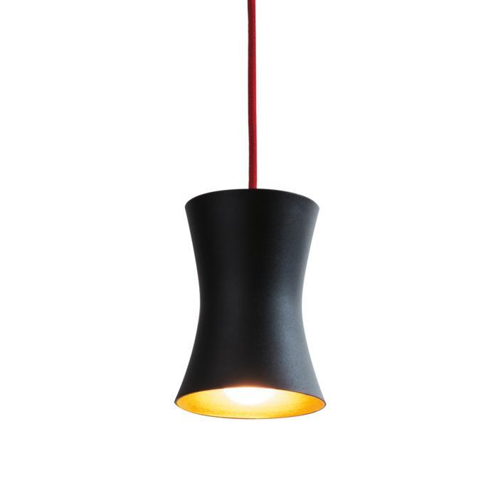 3406/.. - CLARA, hanglamp - vast - met 1,5m textielkabel en trekontlasting aan fitting