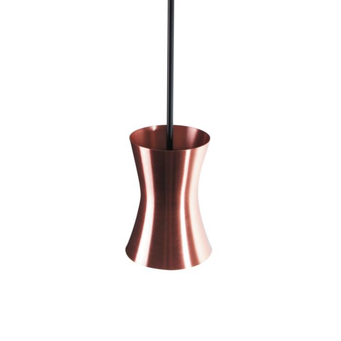 3405/.. - CLARA XICATO, hanglamp - vast - met 1,5m textielkabel en trekontlasting aan fitting - met LED driver