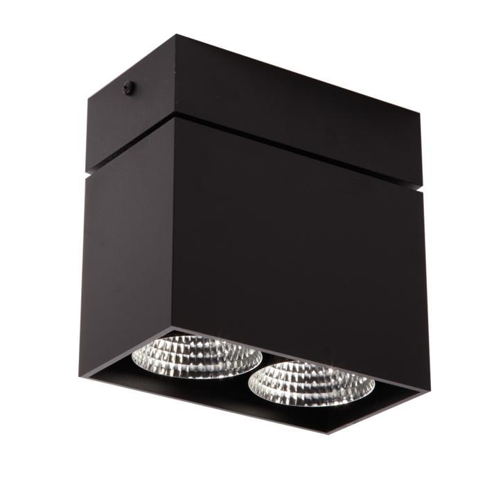 4111.IP20/.. - FIXER XICATO, opbouw plafondverlichting - vast - down - niet dimbaar - met LED driver
