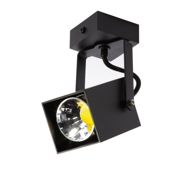 4088.IP20/.. - FIXER XICATO, opbouw plafondverlichting - richtbaar - zonder LED driver
