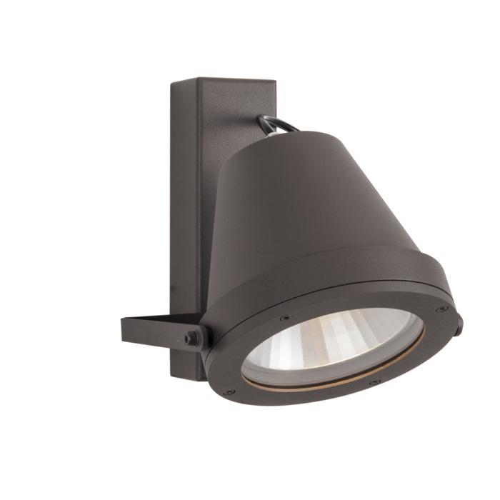W1227/.. - EXTER, opbouw wandlicht - richtbaar - down - met LED driver