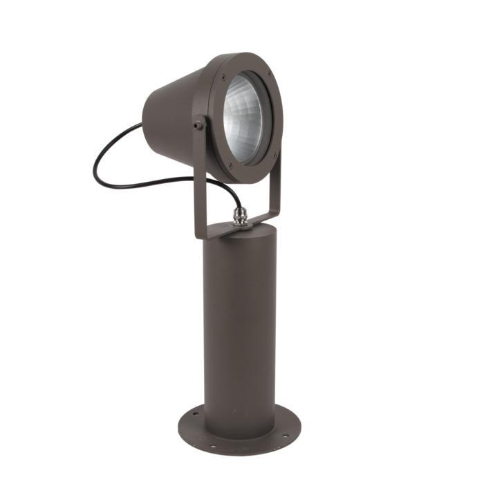 T1224/.. - EXTER, tuinpaal - richtbaar - down - met LED driver