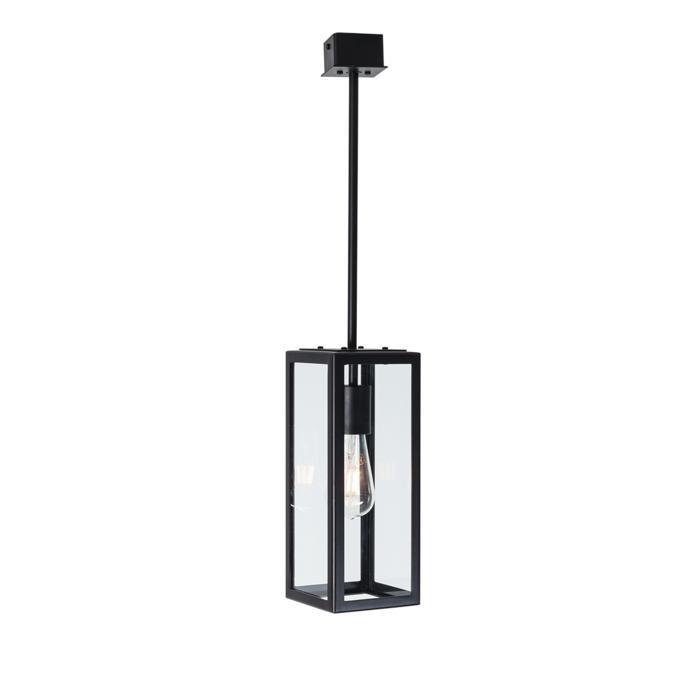 W745.B3/.. - POLO, hanglamp met bolgewricht en opbouwdoos