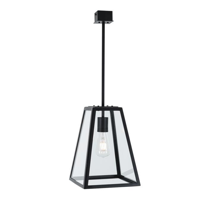 W748.B3/.. - POLO, hanglamp met bolgewricht en opbouwdoos