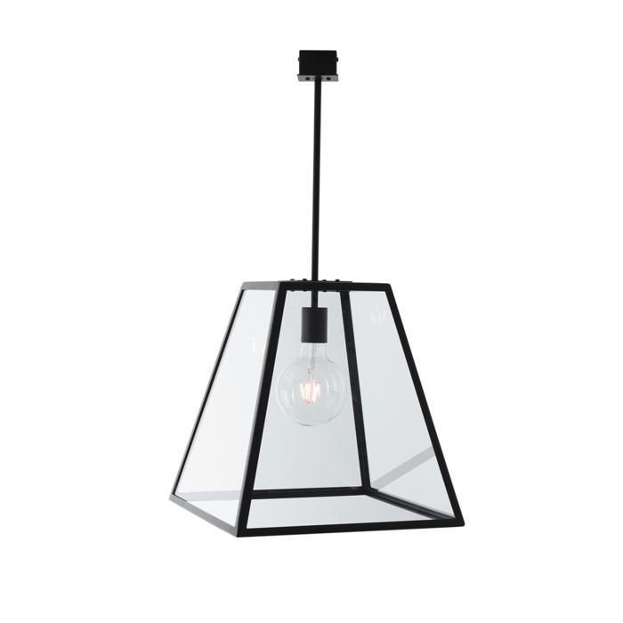 W758.B3/.. - POLO, hanglamp met bolgewricht en opbouwdoos