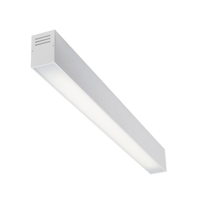 2930.850/.. - TIMES LED 45X70, lichtsysteem - bevestiging rechtstreeks op plafond - met LED driver