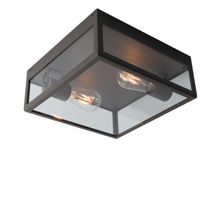 W741.B/.. - POLO, opbouw plafondverlichting - vast - down