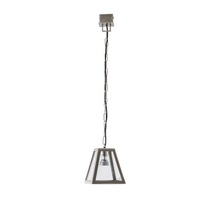 W744.CH/.. - POLO, hanglamp met ketting en opbouwdoos