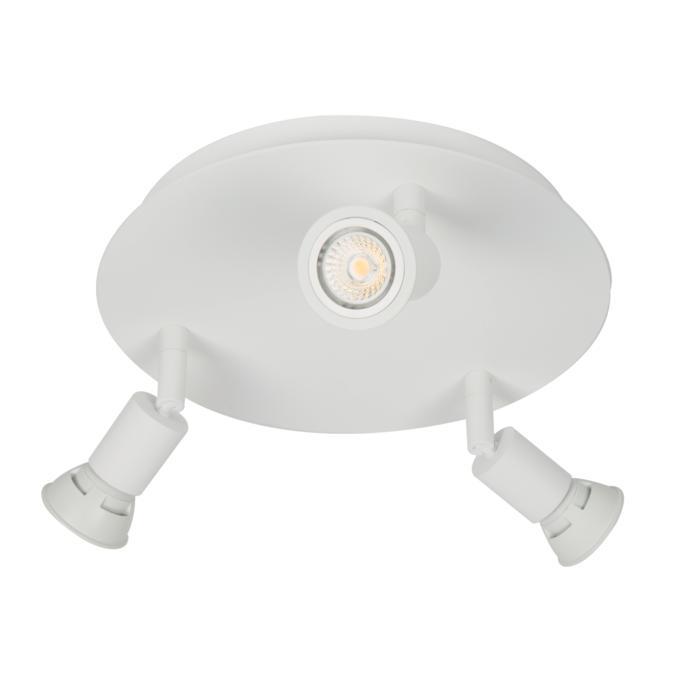 4503X/.. - CAPUCINE, opbouw plafondverlichting - richtbaar - met basis Rondobox