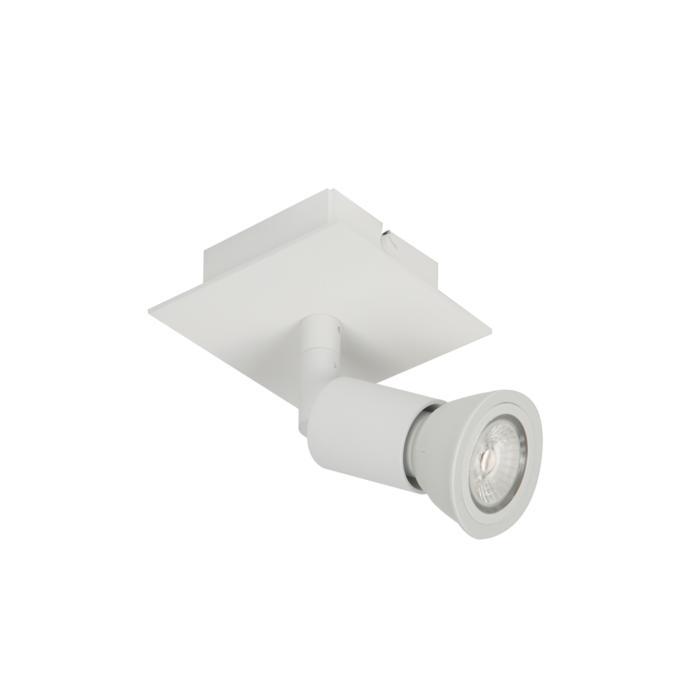 4511/.. - CAPUCINE, opbouw plafondverlichting - richtbaar - met basis Texo