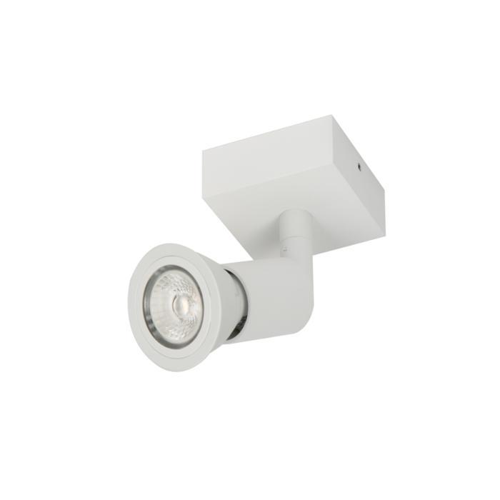 4510/.. - CAPUCINE, opbouw plafondverlichting - richtbaar - met basis 025
