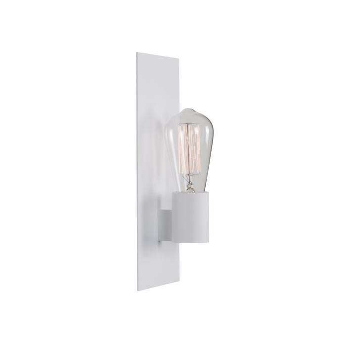 5110.R/.. - ONTARIO, opbouw wandlicht - met frontplaat en ronde lamphouder