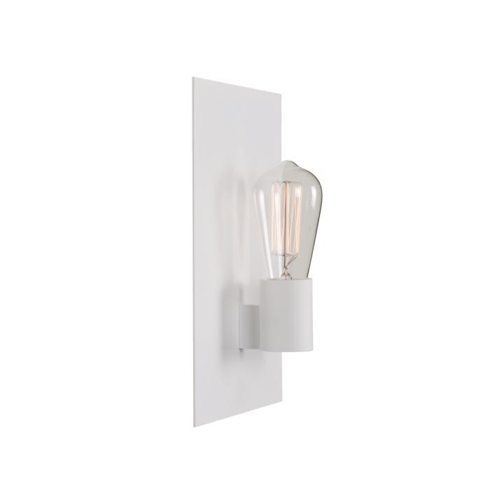 5111.R/.. - ONTARIO, opbouw wandlicht - met frontplaat en ronde lamphouder
