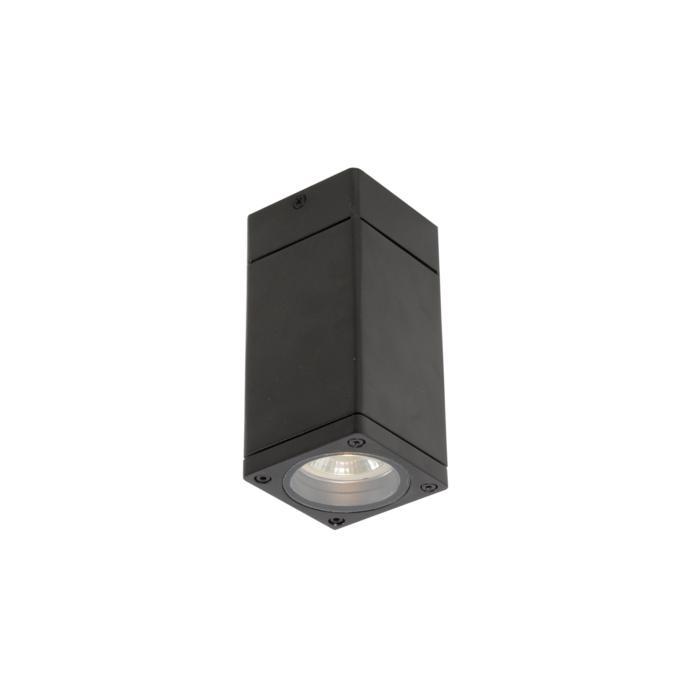 W719/.. - MAURO, plafondverlichting - vierkant - down