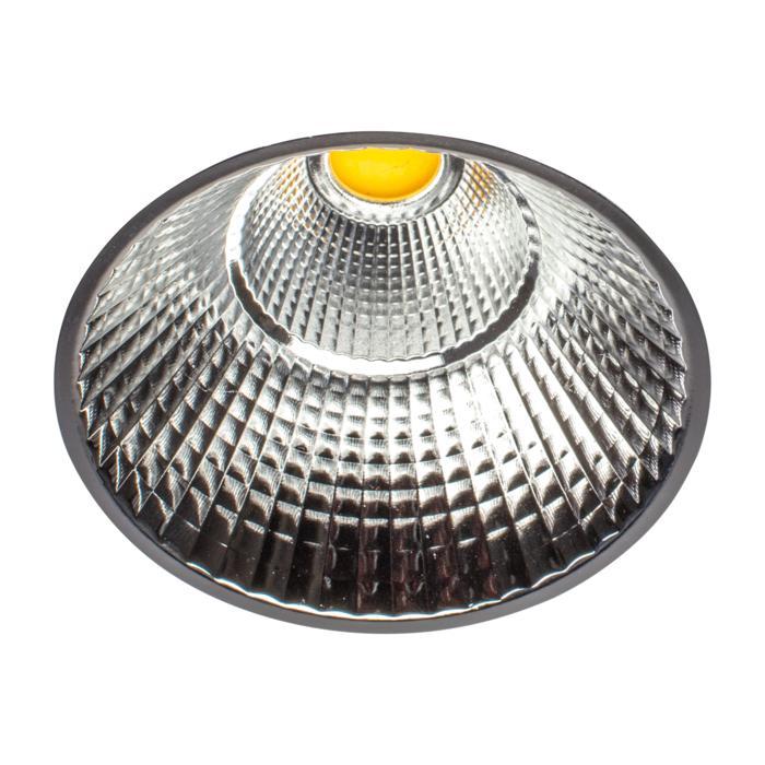 E-CLICKREF.ZXO/.. - Ø80-82 EQUAL CLICK SYSTEM - 230V LEDMODULE, inbouwcassette - rond - vast - met reflector