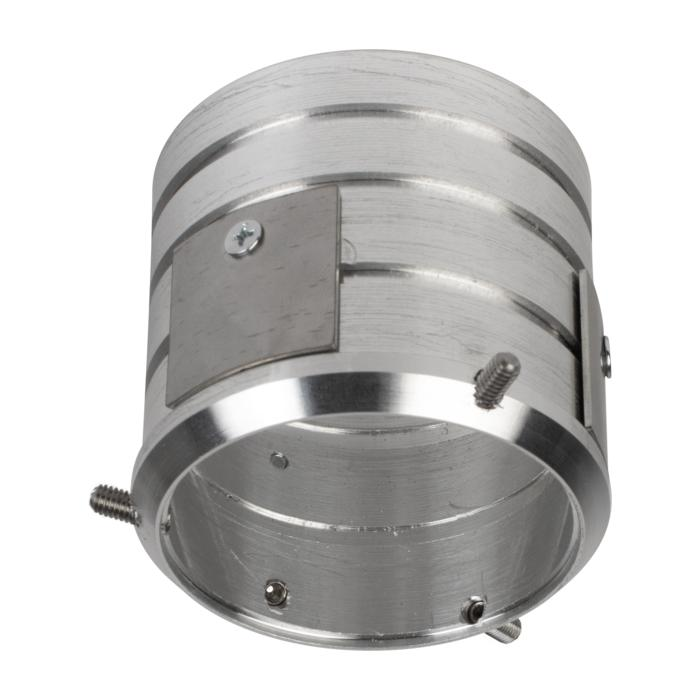 E-MINI-GYPROC/.. - Ø60-62 MINI CLICK SYSTEM, inbouwring - rond - voor plafond in gyproc