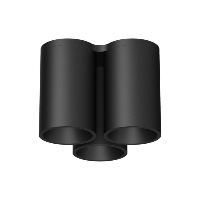 2073T/.. - EQUAL, opbouw plafondverlichting - rond - vast - down