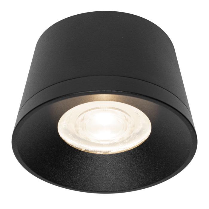2942.ZXO/.. - ODILE, opbouw plafondverlichting - rond - vast - down