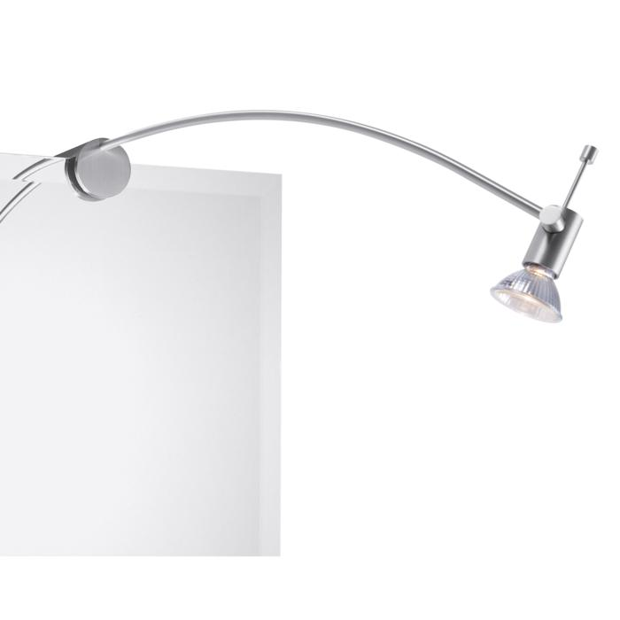 3008.STEP.45/.. - DISPLAY, display verlichting - clip 45mm - met transfo