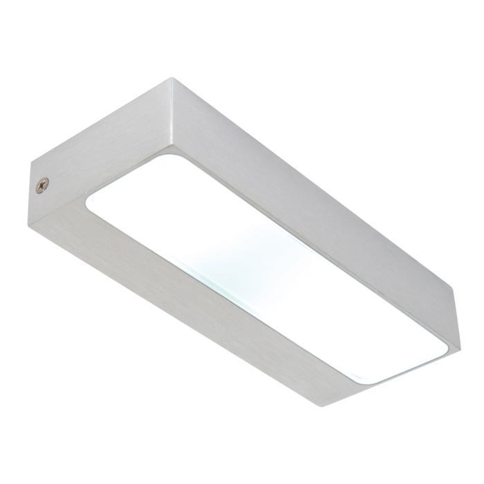 3028/.. - MAMBO LED, opbouw wandlicht - vierkant - vast - down