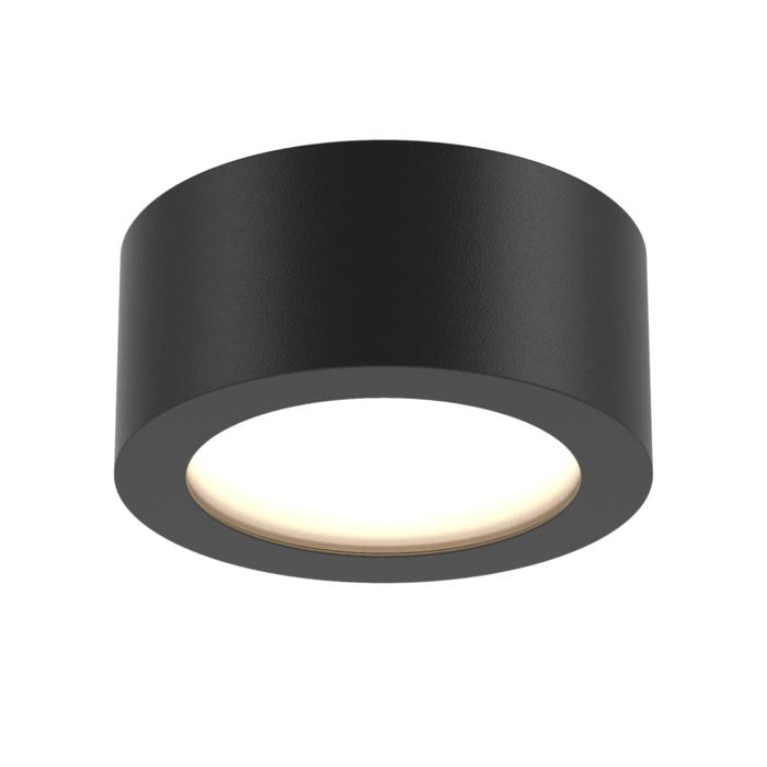 W3061W/.. - TOLEDO, opbouw plafond -of wandlicht - rond - vast