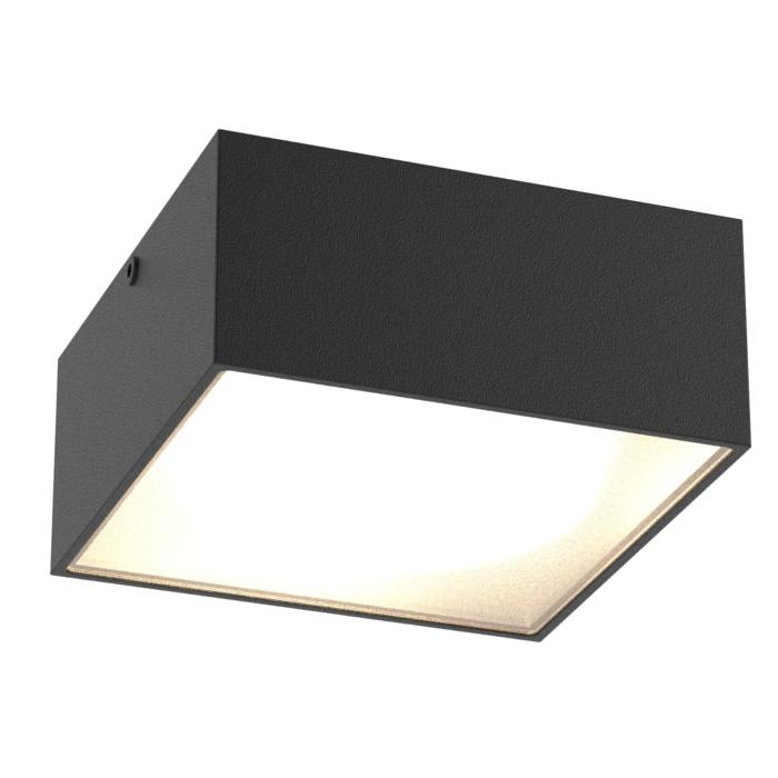 3069/.. - TOLEDO, opbouw plafond -of wandlicht - vierkant - vast