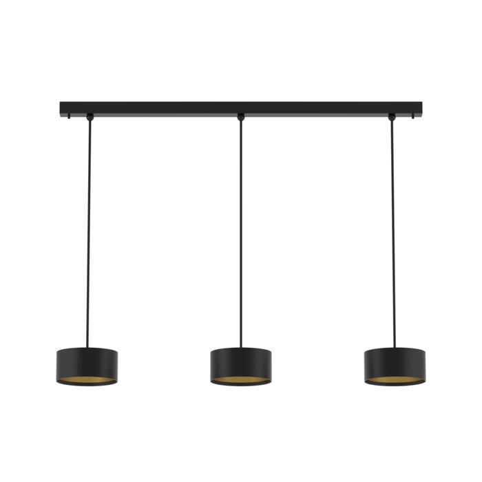 3113.3/.. - SPAZIO LED, hanglamp met bolgewricht - stang inkortbaar - down/up